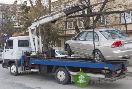 В Кирове хотят создать службу эвакуации автотранспорта