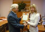 ВятГУ наградили за высокие показатели трудоустройства выпускников
