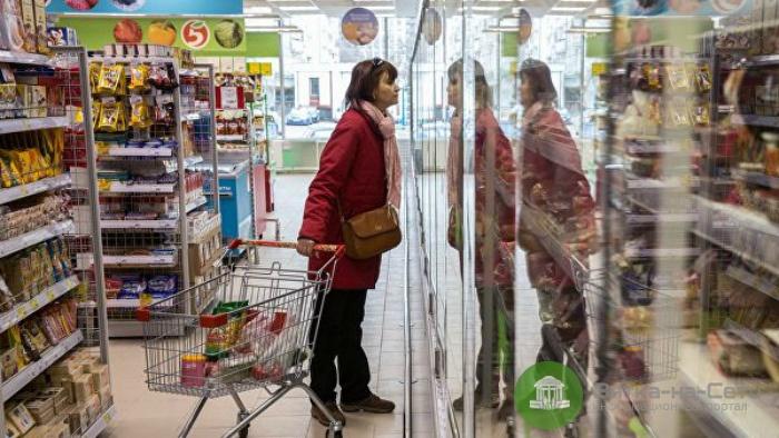 На покупку продуктов питания россияне тратят более 30% своих ежемесячных доходов