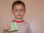 На детей теперь нужно заводить «зелёные карточки»