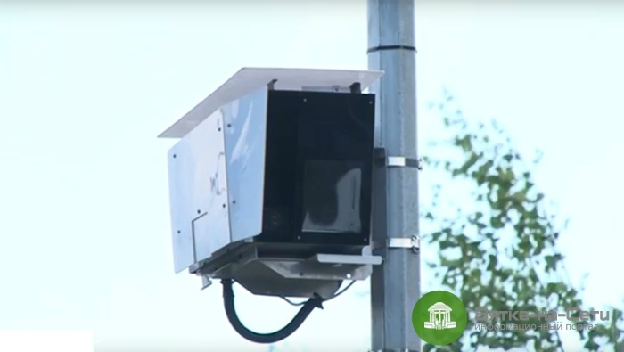 В Кирове установили камеры «Автодория»