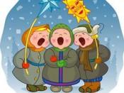 «…И рады мы проказам матушки-зимы.»