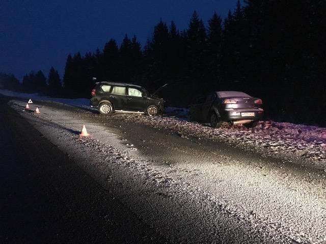В ДТП в Котельничском районе погибли 3 человека