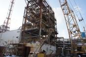 ЗМУ продолжает перевооружать цех аммиачной селитры