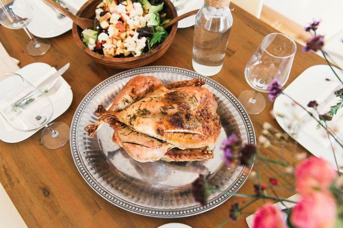 Соус для курицы в духовке