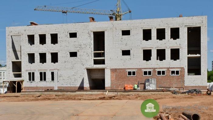 В Кирове начато строительство еще трех детсадов