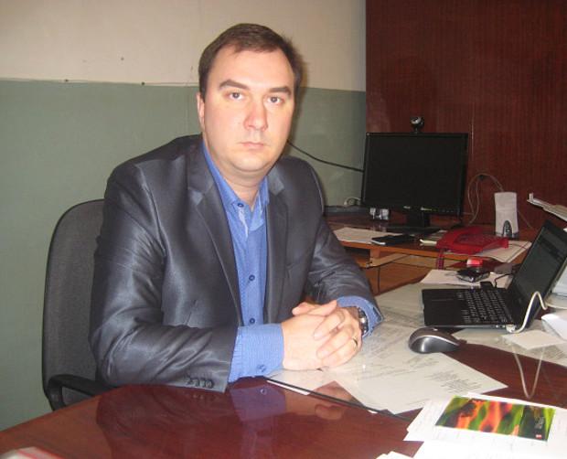 Дмитрий Конюхов возглавил Куменскую ЦРБ