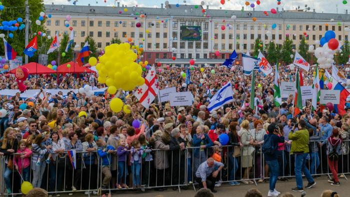 Празднование Дня города в Кирове. Подробная афиша