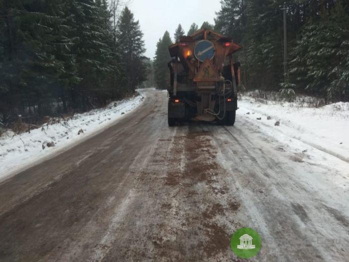 В Кирове подрядчиков оштрафуют за гололед на дорогах