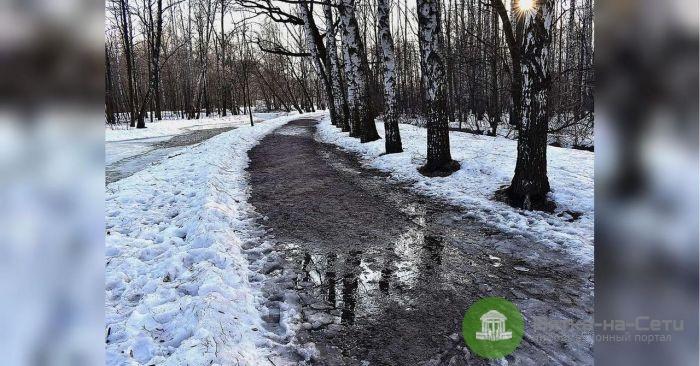 В Киров придут морозы. Ожидаются снегопады и резкий ветер