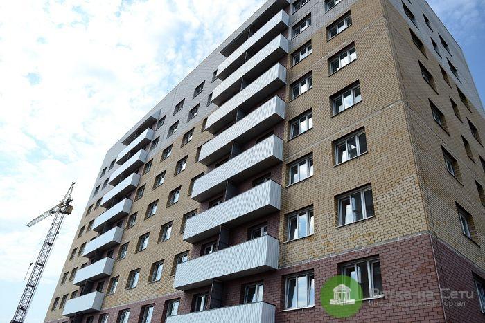 В Кировской области строительный рынок упал на 16%