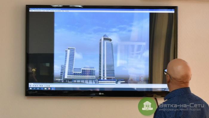 Стало известно, как будет выглядеть новое здание бизнес-центра «Кристалл»