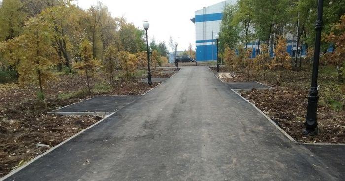 В Кочуровском парке начнут устанавливать велосипедные парковки