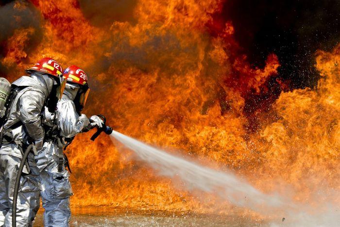 С начала года в пожарах погибли уже 10 человек