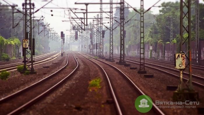 49-летняя кировчанка погибла под колесами поезда
