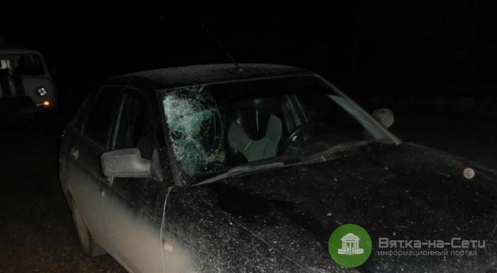В Лузском районе «Лада Приора» сбила ребенка, мальчик госпитализирован