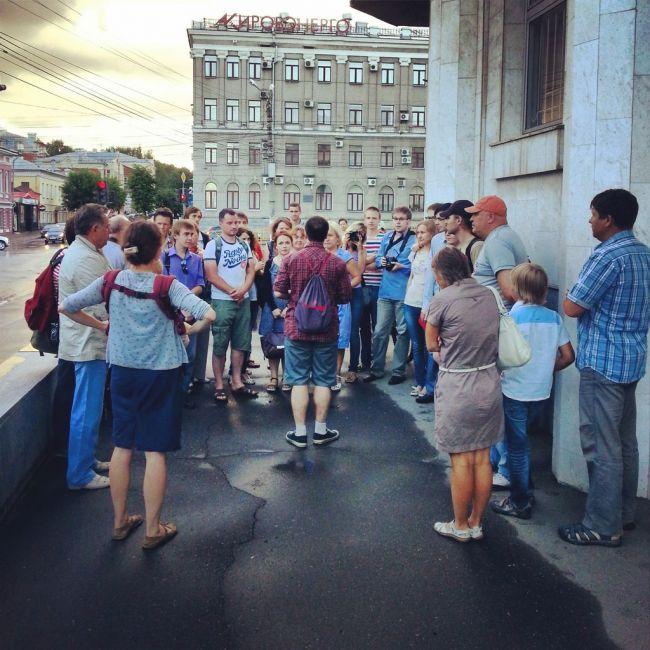 """Авторы проекта """"Пешком по Вятке"""" презентуют новый путеводитель"""