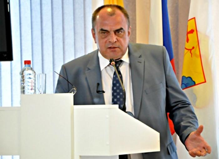 Александр Перескоков заработал в 2015 году 2 млн рублей