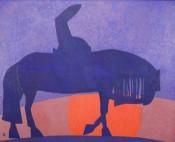 Выставка  произведений заслуженного художника России Александра Мочалова