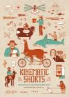 Показ фестивального короткометражного кино «Kinematic shorts 4».