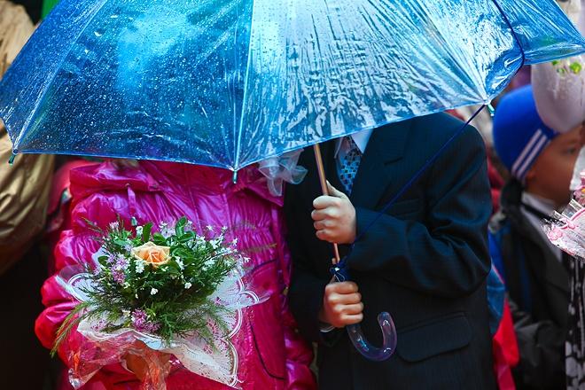 Пасмурно и дожди в Кирове