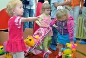 Новая группа для детей сотрудников ОАО «ЗМУ КЧХК» открыла свои двери