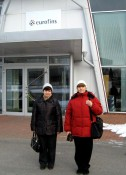 Cотрудники ОАО «ЗМУ КЧХК» посетили шведскую исследовательскую лабораторию
