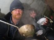 Кировским бездомным есть, где согреться