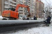ККС начали строительство нового водовода