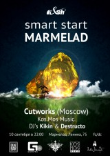 Smart Start Marmelad with Cutworks 10.09