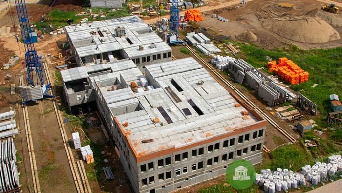 В Кирове продолжается строительство новых детских садов