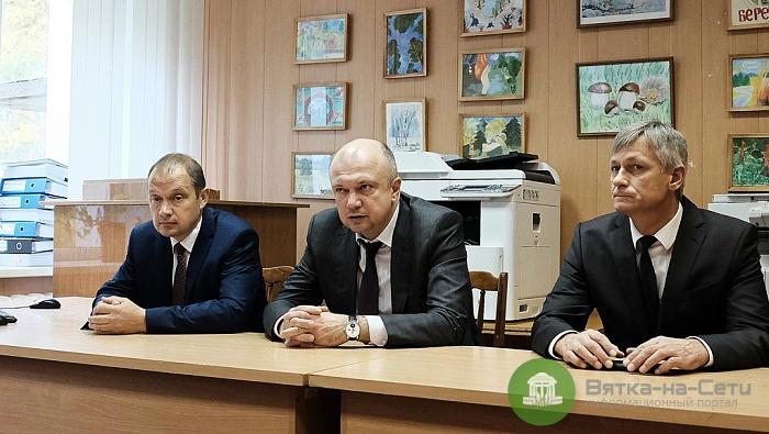 В Кировской области назначен новый глава Министерства лесного хозяйства