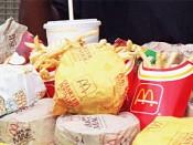 В России McDonald's зарабатывает больше ресторанов высокой кухни