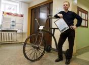 """В Кирове появится скульптура """"ржавого"""" велосипеда"""