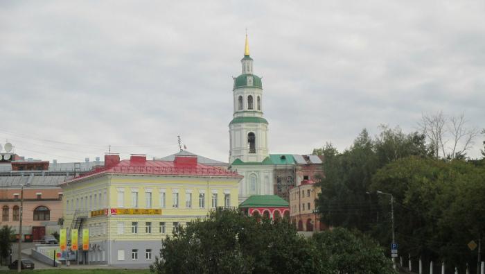 Соцсети: Кировчанин пожертвовал 2,5 млн рублей на шпиль для Спасского собора
