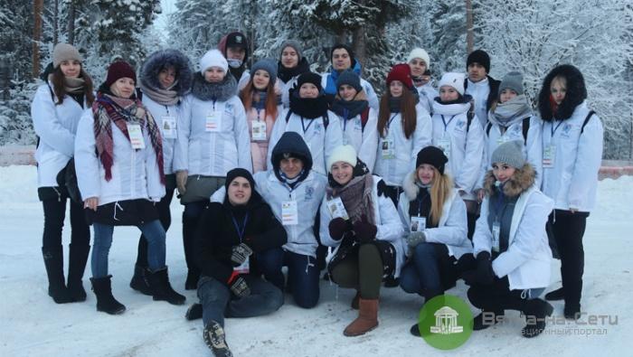 В Кировской области набирают волонтеров для работы на этапе Кубка России по лыжным гонкам