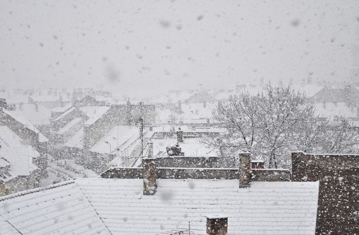 Погода 15 января