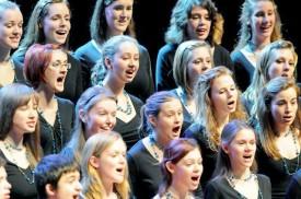 В кастинге вокального проекта «Поющий город» примут участие 250 человек