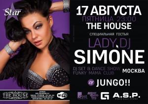 Lady DJ Simone